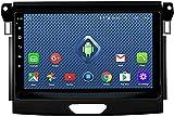 Android 8.1 De 9' Reproductor Multimedia con Pantalla Táctil para Ford Ranger 2015, BT/WiFi/SWC/Mirror Link/Cámara De Visión Trasera