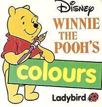 Winnie the Pooh's Colours (Winnie the Pooh Board Books S.)