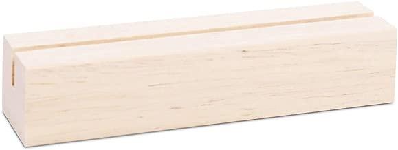 Best wood base sign holder Reviews