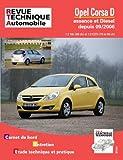 Rta B725.5 Opel Corsa 09/06 Ess 1.2+ Diesel 1.3cdti
