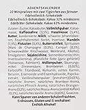 Heilemann Tischkalender/ Adventskalender Minipralinen - 4