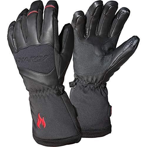 CHARLY Best of Air Polarheat, Herren/Damen beheizbare Handschuhe, Li-Ion-Akkus, Größe XXL