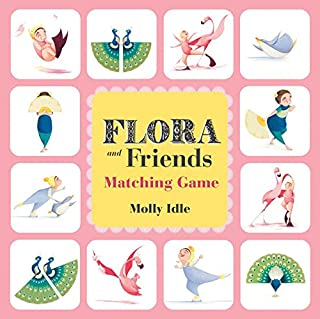 Flora and Friends Matching Game (Matching Games for Kids, Memory Matching Games, Games for Preschool)