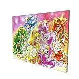 Smile Precure! Anime Poster Japanese Anime...