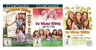 Die wilden Hühner - 1-3 - alle Filme im 3DVD Set [3DVDs]