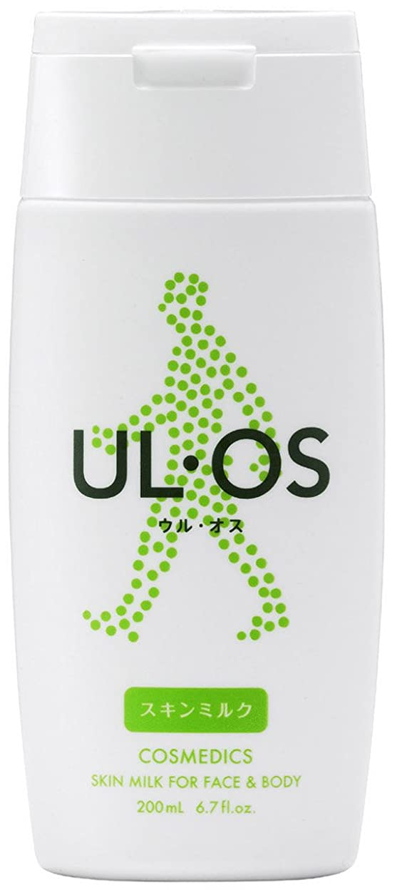 すり減る満足名目上の大塚製薬 UL?OS(ウル?オス) スキンミルク 200ml