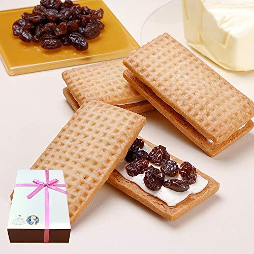 東京自由が丘モンブランレーズンサンド10ヶ入バターサンドお取り寄せスイーツホワイトデーお返しお菓子ギフト