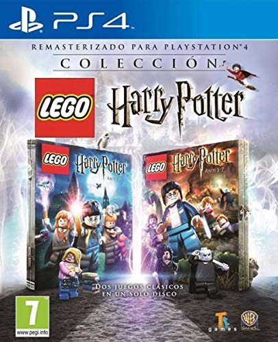 Pack Lego: Harry Potter + Jurassic World (Exclusiva Amazon) + Regalo (PS4)