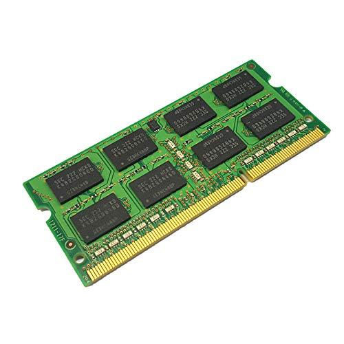 Preisvergleich Produktbild dekoelektropunktde Kompatibel für Gigabyte BRIX GB-BXBT-2807, GB GB-BXi7G3-760, GB Speicher / 4GB Ram Speicher Arbeitsspeicher SODIMM DDR3 PC3 Memory Upgrade