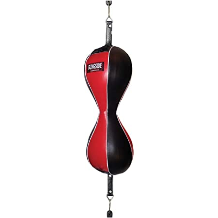 Trademark Innovations Double Double End Boxing Speed Bag Puncing Bag