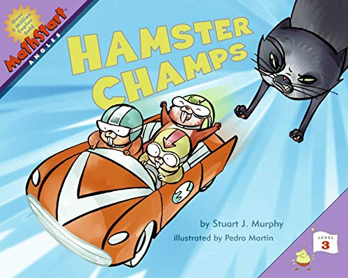 Hamster Champs (MathStart 3)