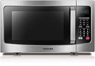 Toshiba EC042A5C-SS Countertop Microwave oven with Convection, Smart Sensor, Sound on/off..