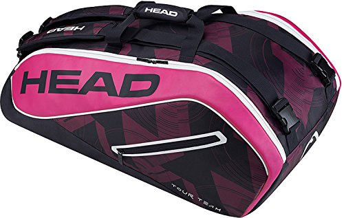 HEAD Tour Team 9R Supercombi Schlägertasche, Blau, 68 x 40 x 20 cm