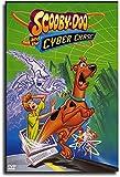 JSYEOP Scooby Doo Online Chase Poster Pintura decorativa Lienzo Arte de la Pared de la Sala de estar Pósters Pintura del Dormitorio 40 x 60 cm