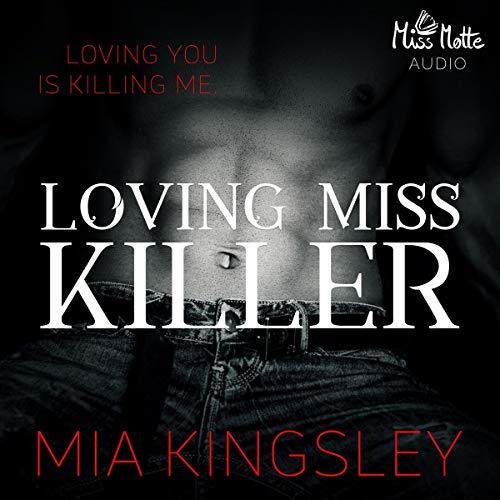 Loving Miss Killer audiobook cover art