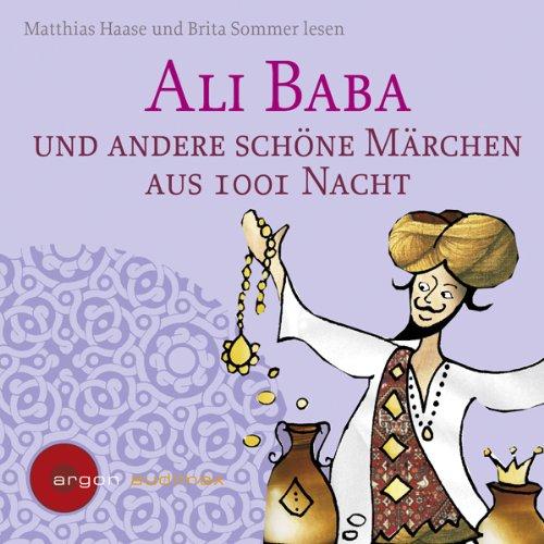 Ali Baba und andere schöne Märchen aus 1001 Nacht Titelbild