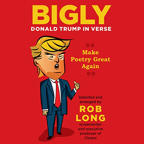 Bigly audiobook cover art