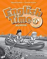 English Time 2/E Level 5 Work Book