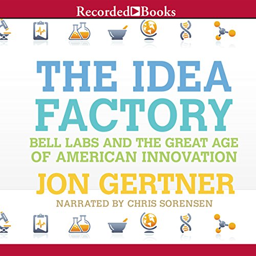 The Idea Factory cover art