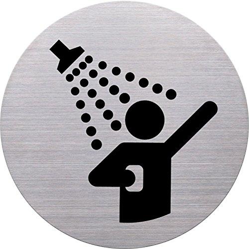 Helit H6271300 - Piktogramm-Dusche