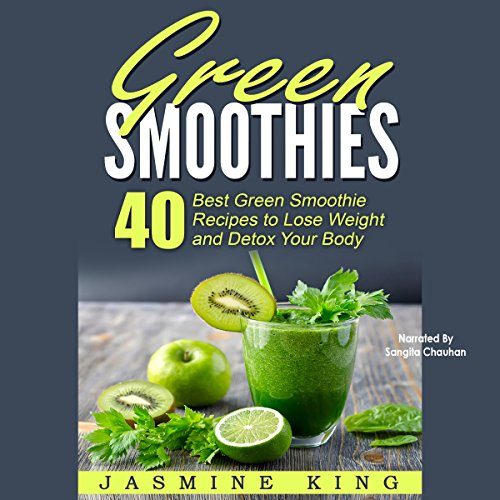 Green Smoothies audiobook cover art