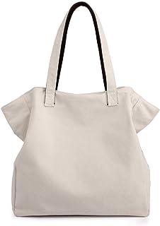 Fashion Tote Bag Canvas Schultertasche Große Geldbörse Damen Reisetasche Handtasche für Frauen