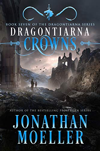 Dragontiarna: Crowns (English Edition)