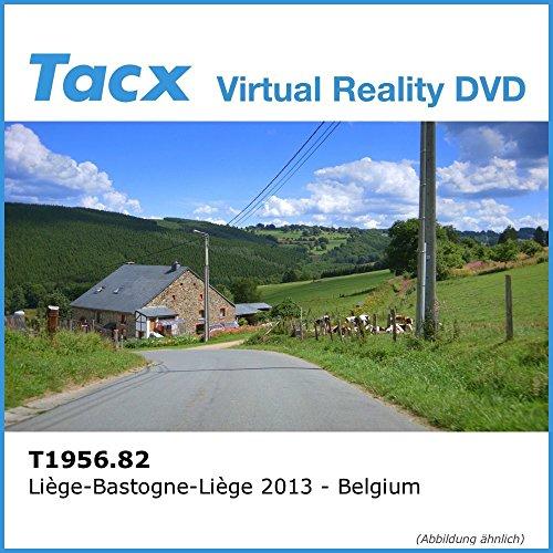 Tacx Cycling Classics - DVD para entrenador virtual de ciclismo (Bastogne-Liège, Bélgica)