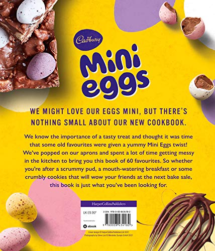 The Cadbury Mini Eggs Cookbook