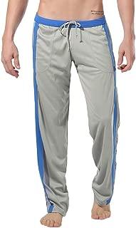 Men's Striped Straps Summer Breathable Sport Pants Casual Sweatpants