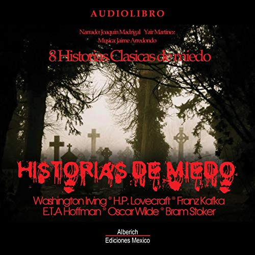 Historias de miedo [Horror Stories] cover art