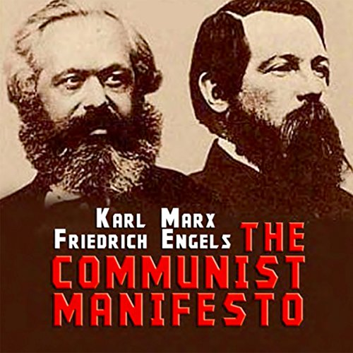 The Communist Manifesto copertina