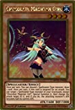 YU-GI-OH! - Chocolate Magician Girl (MVP1-ENG52) - The Dark Side of Dimensions Movie Pack Gold Edition - 1st Edition - Gold Rare