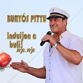 Induljon A Buli
