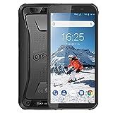 Blackview BV5500 Pro スマートフォン本体 SIMフリー 4Gスマホ本体 Android9.0 5.5インチ 5MP+8MPデュアルカメラ 3GB+16GB 4400mAh 防水/防塵/耐衝撃 防災用品 アウトドア 技適認証済み 携帯電話 1年間保証付き ブラック