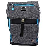 Loungefly x DC Comics Batman Bat-Signal Tech Backpack (Multicolored, One Size)