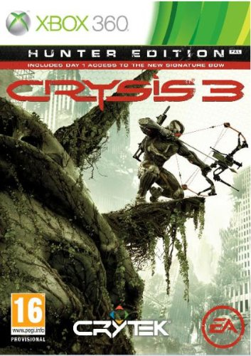 Crysis 3: Hunter Edition (Day-one Limited Edition) [Importación italiana]