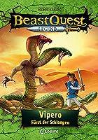 Beast Quest Legend (Band 10) - Vipero, Fuerst der Schlangen: Beliebte Buchreihe mit farbigen Illustrationen fuer Kinder ab 8 Jahre
