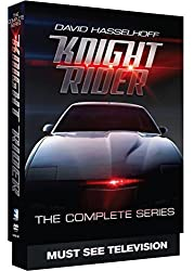 TV Shows On DVD: Knight Rider Complete Series Box Set