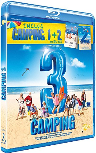 Camping 3 [Blu-ray] [FR Import]