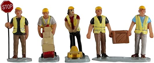 Lionel Electric O Gauge Model Train Accessories, Loader/Unloader Figure Pack