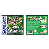 Pokémon Green Version   Gameboy - Game Case Only