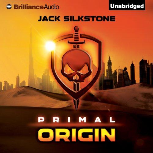 PRIMAL Origin audiobook cover art