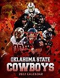 Oklahoma State Cowboys 2022 Calendar