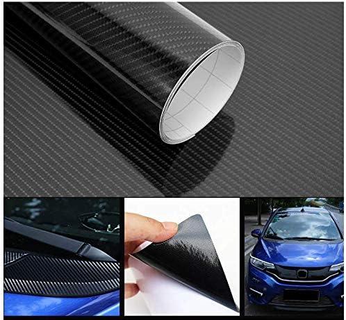 N? New life 7D Limited Special Price Premium Super Gloss Carbon Fiber Wrap Vinyl Film F Sticker