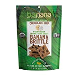USDA ORGANIC - Certified Organic, Non-GMO Project Verified, Natural Gluten Free, Vegan and Kosher. Made from sustainably upcycled bananas, these will be the tastiest snacks you will ever eat. CRAZY COCONUT - Nutty, buttery, sweet. This indulgent trea...