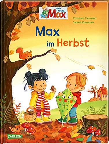 Max-Bilderbücher: Max im Herbst
