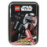 Blue Ocean Lego Star Wars - Trading Tarjetas - 1 Mini Lata - Kylo REN - Alemán