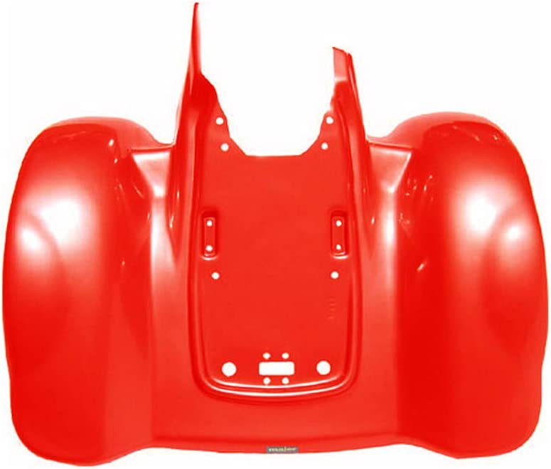 Maier 1173312 Red Max 66% OFF Rear Fender for 300EX National uniform free shipping Honda TRX250X