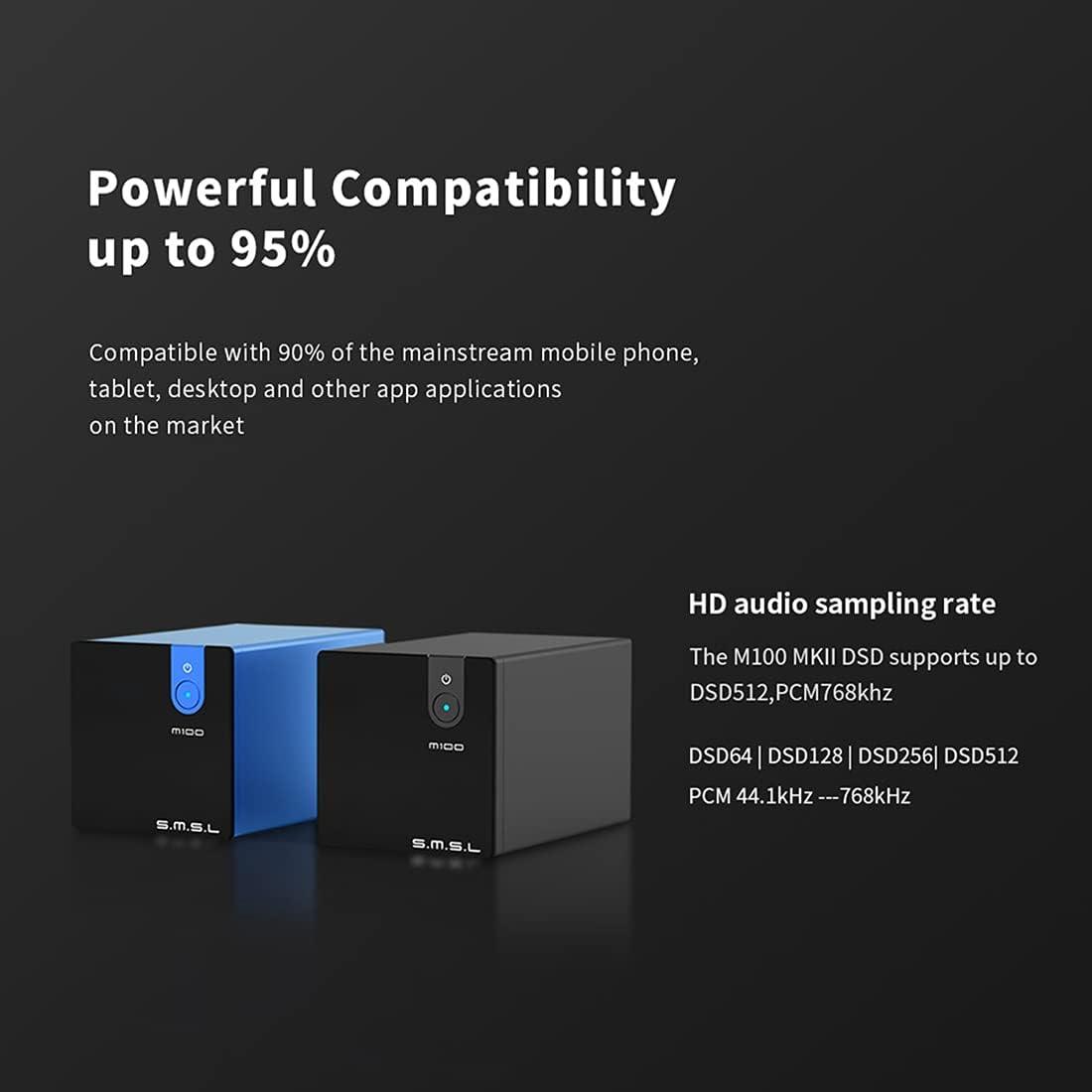 SMSL M100 USB DAC